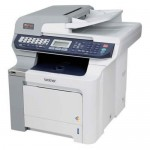 Brother MFC 9840CDW Color Laser