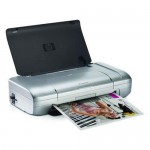 HP Mobile DESKJET 460WBT
