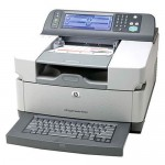 HP DIGITAL SENDER 9250C SCANNER